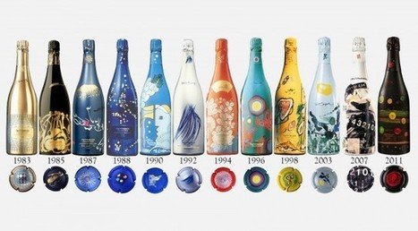 Michael Cox Taittinger collection to be auctioned | The Champagne Scoop | Scoop.it