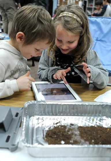 Schools get tech-savvy with iPads in classroom - Denver Post | iPads in the classroom | Scoop.it