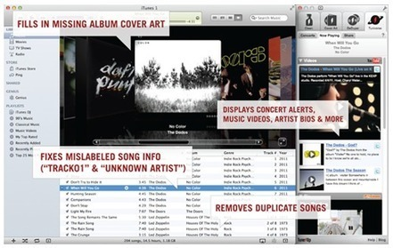 De-Filth your iTunes with 30% off of TuneUp | iPad learning | Scoop.it