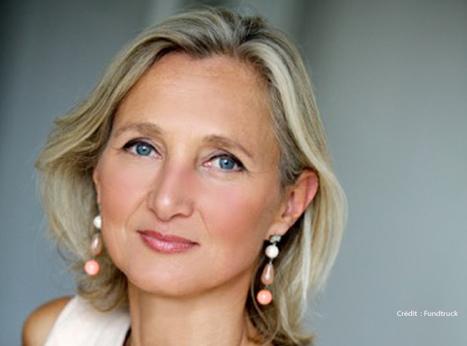 Fundtruck : Clara Gaymard est la marraine de l'éditionine du Fundtruck 2016 | entrepreneurship - collective creativity | Scoop.it