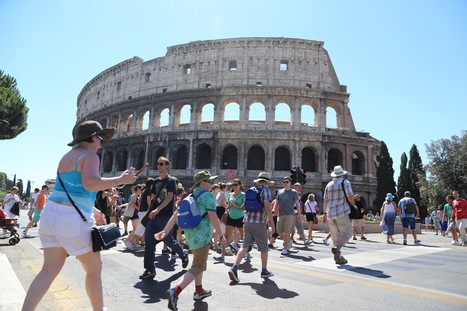 Cars banned as Rome moves to protect Coliseum - NBCNews.com (blog) | history | Scoop.it
