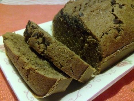Plumcake al caffè con gocce di cioccolato fondente: una torta al caffè semplice per la colazione di tutti i giorni   lona81   Scoop.it