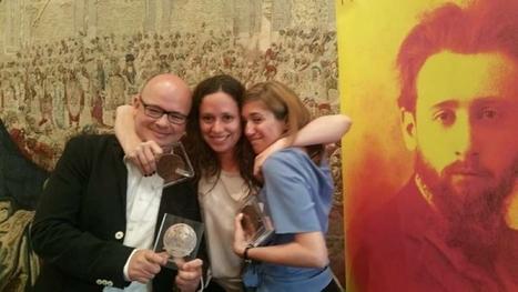 Ces journalistes qui ont remporté le prix Albert-Londres 2016 | DocPresseESJ | Scoop.it