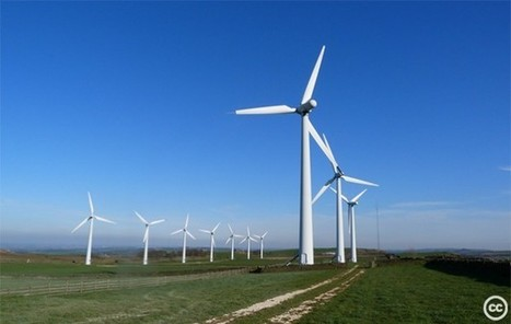 UK renewables hit record high | EnviroJMS | Scoop.it