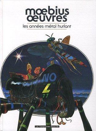 LYon-Librairie: 10 mars 2012 : la bande dessinée perd Moebius | LYFtv - Lyon | Scoop.it