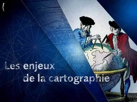 BnF - Les enjeux de la cartographie | INNERVATIONS | Scoop.it