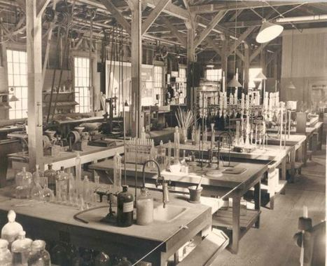 Amazing Images of Early Science Laboratories - Rival Animus | Photographers and Photographs | Scoop.it