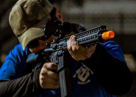 Evike: Noveske NSR Keymod Custom Guns | Popular Airsoft | Airsoft Showoffs | Scoop.it