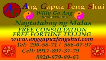 PHILIPPINE FENG SHUI FREE FORTUNE TELLING | PHILIPPINE FENG SHUI EXPERT MR. ANG OFFER FREE CONSULTATION | Scoop.it