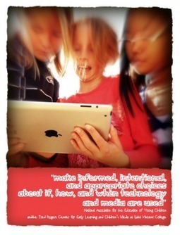 Guidelines for Using Technology inEducation | TIC e jardim de infância | Scoop.it