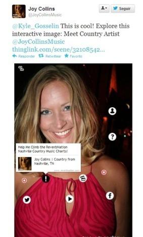 Twitter nos sorprende con el lanzamiento de las imágenes interactivas | Diseño Web SEO 2.0 Valladolid | EDUCACIÓN en Puerto TIC | Scoop.it