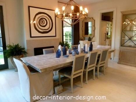 Dining room interior design   Blogs   Scoop.it