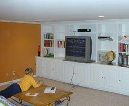 Basement Remodeling | Interior Design Questions | Traditional Interior Design | Scoop.it