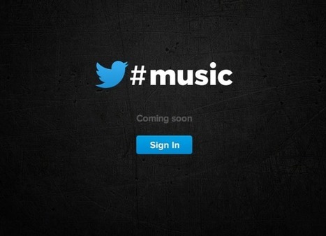 Keep Clicking Refresh: Twitter Music Is About to Go Live   Wired.com   Nerd Vittles Daily Dump   Scoop.it