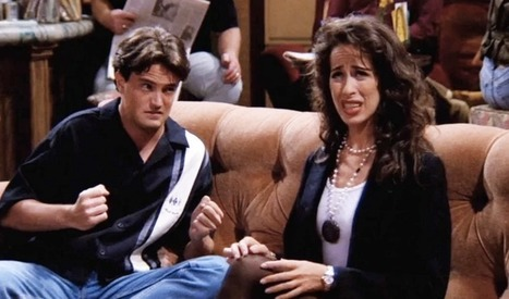 How Janice Changed From 'Friends' Season 1 To The Finale Without Ever Losing *That* Voice   levin's linkblog: Pop Culture Channel   Scoop.it