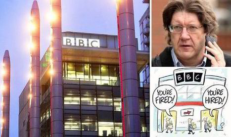 EXCLUSIVE: BBC waste more cash as staff given £10million in redundancy pay rehired - Breaking news around the worldBreaking news around the world | HR | Scoop.it