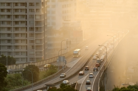 AVC : un sur dix serait attribuable à la pollution de l'air | Florilège | Scoop.it