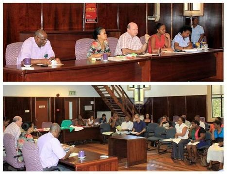 Seychelles Festival Kreol committee discusses detailed proposed program to event coordinators | Seychelles | Scoop.it