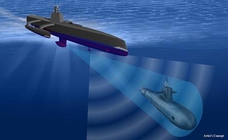 L'agence américaine DARPA publie une demande d'information pour l'ACTUV et d'autres programmes de drones de surface | Newsletter navale | Scoop.it