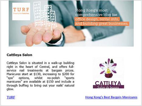 Cattleya Salon | Office Design | Scoop.it
