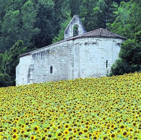 Sainte-Foy, dernier vestige d'une commanderie templière - LaDépêche.fr   dordogne - perigord   Scoop.it