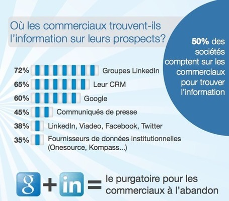 Social CRM : le Livre blanc de l'action commerciale | business analyst | Scoop.it