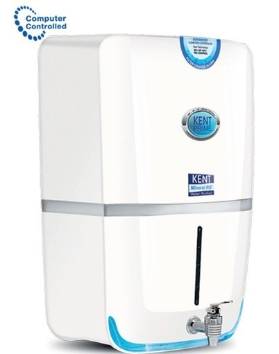 KENT Prime RO Water Purifier - 0% Water Wastage Technology   Stay Healthy   Scoop.it