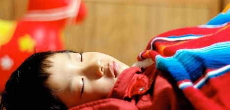 Developing brain regions in children hardest hit by sleep deprivation | DORMIR…le journal de l'insomnie | Scoop.it