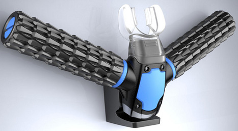 New Invention: Triton Oxygen Respirator Extracts Air Underwater!, page 1 | Business Admin | Scoop.it
