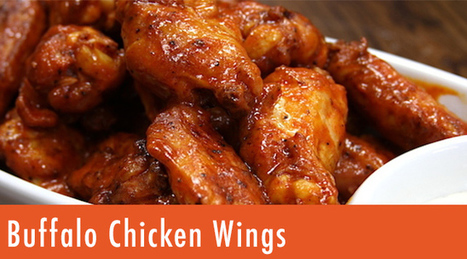 Simple Tips for Making Homemade Buffalo Chicken Wings | Craft and ...