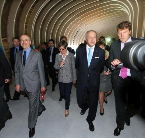 Laurent Fabius conforte Bordeaux comme destination touristique exceptionnelle | Actu Réseau MOPA | Scoop.it