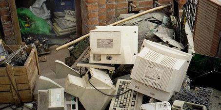 L'UE loin de ses objectifs en matière de recyclage des déchets électriques et électroniques | Sécurité et Environnement | Scoop.it
