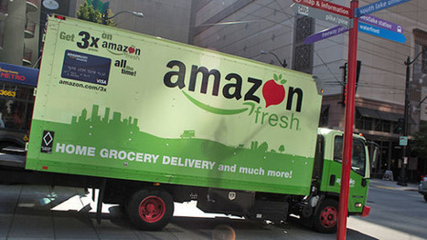 Amazon takes on retailers with launch of food delivery service - Farmers Weekly | Agrarforschung | Scoop.it
