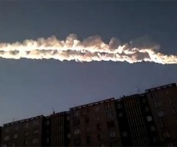 'The end of the world?': Terror over Russian meteor   More Commercial Space News   Scoop.it