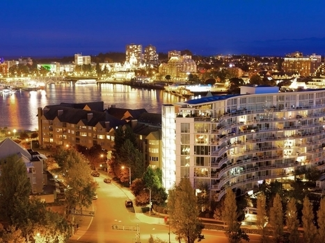 Wordless Wednesday |  Penthouse View | Victoria, BC | Luxury Real Estate Canada | Scoop.it