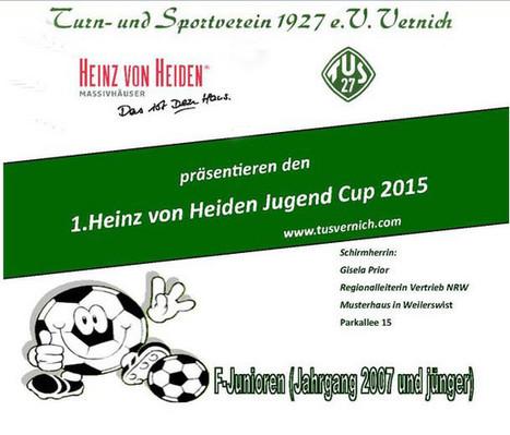 Fußballbegeisterung bei Heinz von Heiden wächst weiter - Heinz von Heiden GmbH Massivhäuser | Heinz von Heiden | Scoop.it
