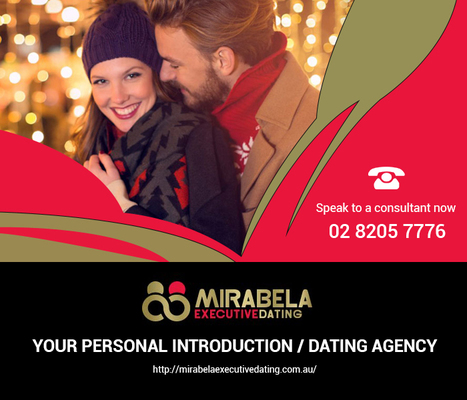Mirabela Executive Dating is Counted Among The Pre-Eminent Matchmakers in Sydney | Dating | Scoop.it