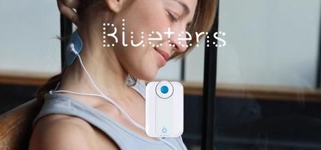Bluetens, un objet connecté pour détendre et stimuler vos muscles | A votre santé ! | Scoop.it