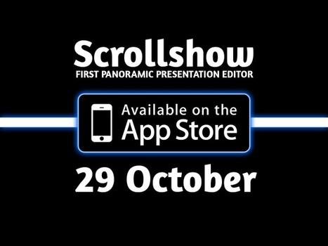 modern presentation | Presentation Scrollshow | Scoop.it