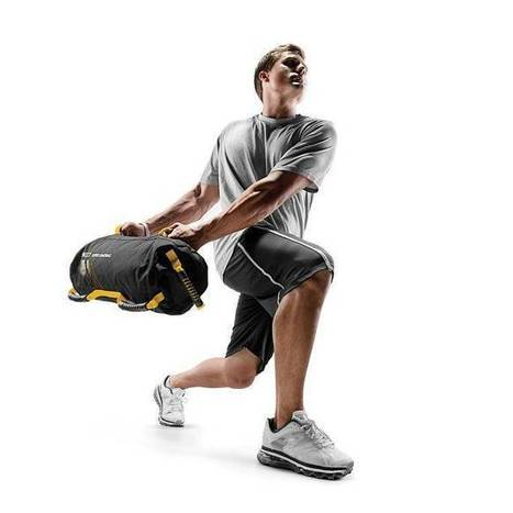The Sandbag Workout: An Exciting & Powerful Training   Ab Machines & Abdominal Exercises   Scoop.it