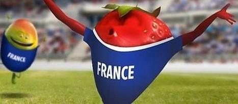 Quand les marques surfent sur le buzz du match France-Ukraine | Marques & Innovation marketing | Scoop.it