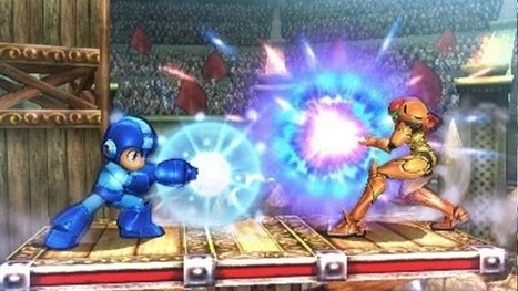 Super Smash Bros for 3DS review: a tiny masterpiece | Online Childrens Games | Scoop.it