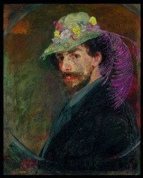 13 avril 1860 naissance de James Ensor | Racines de l'Art | Scoop.it