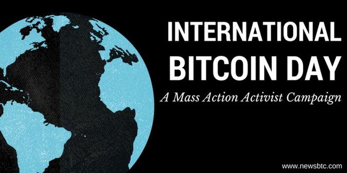 International Bitcoin Day – A Mass Action Activist Campaign. | money money money | Scoop.it