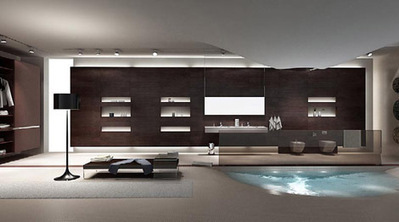 Salle de bains et buanderie 3D | 3D Library | Scoop.it