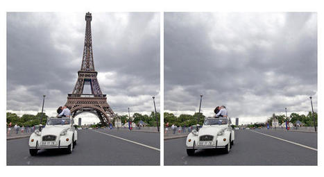 What Cities Would Look Like Without Their Famous Landmarks | Baby Boomers Entrepreneurs | Scoop.it