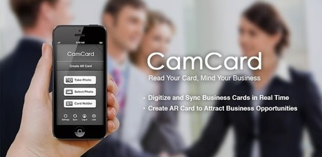 CamCard Lite - Business Card R - Applications Android sur GooglePlay   Android Apps   Scoop.it