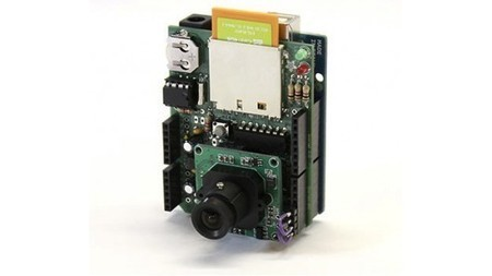 "Build your own motion-triggered ""Internet of Things"" camera 