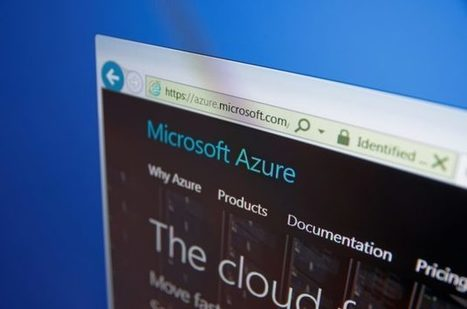 Microsoft's cloud computing business posts $6.4B in Q1 revenue, accounts for 29% of total sales, run rate tops $13B | Future of Cloud Computing and IoT | Scoop.it