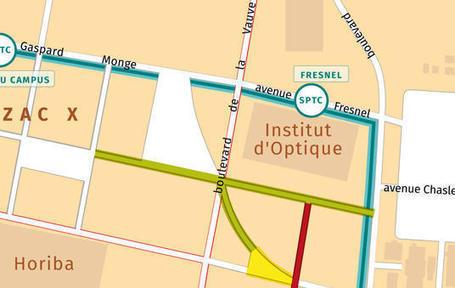 Palaiseau : nouvelles rues cherchent un nom   Communauté Paris-Saclay   Scoop.it